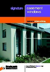Signature Casement Windows & Bradnamu0027s Windows u0026 Doors - Aluminium Windows - Cnr Webb Dr and ... pezcame.com