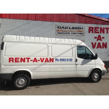 rent a van car rental hire 1356 north rd oakleigh south. Black Bedroom Furniture Sets. Home Design Ideas
