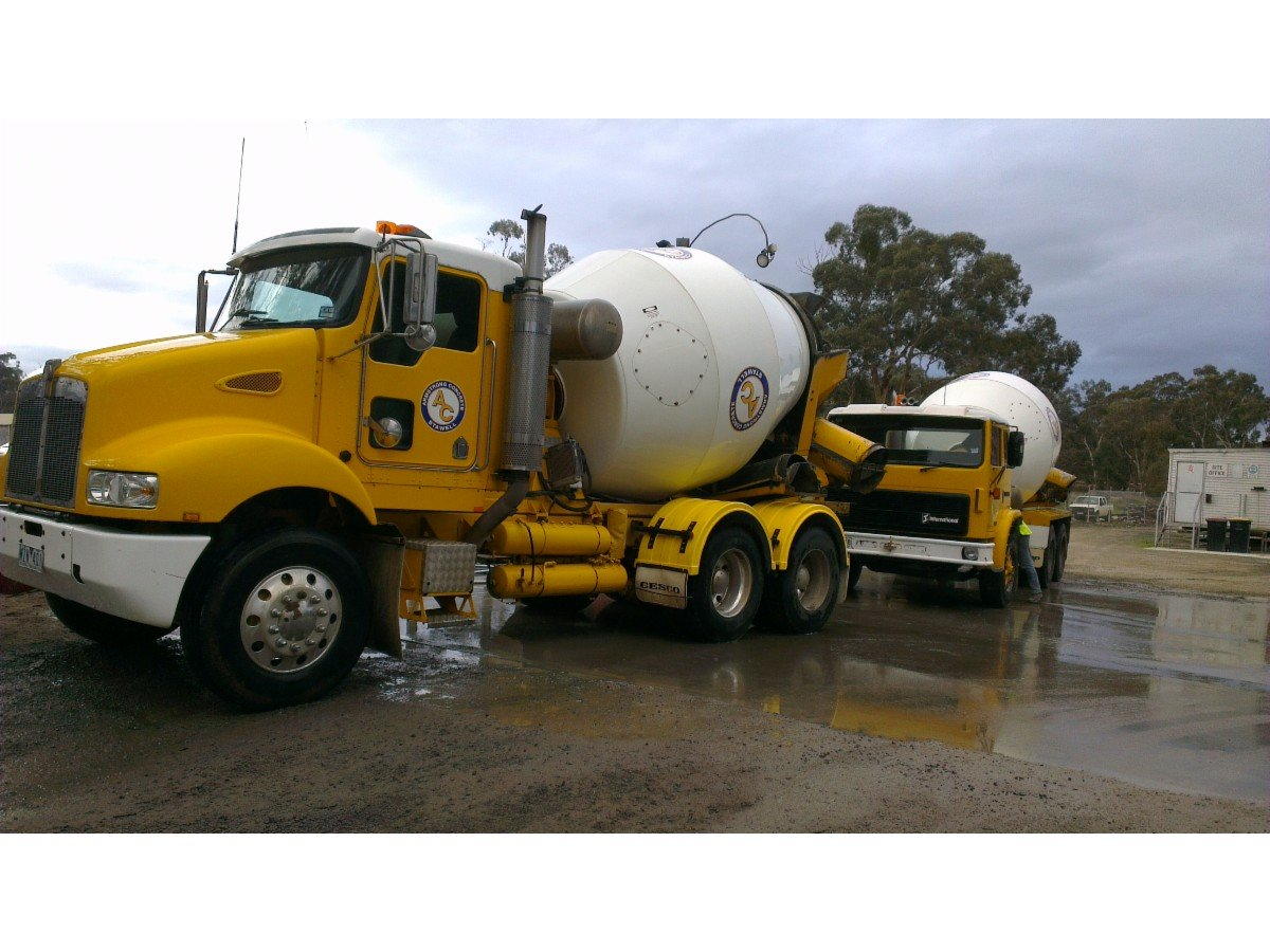 Armstrong Concrete Stawell - Ready Mix Concrete - 16 18