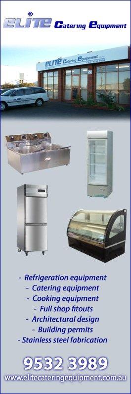 elite catering equipment pty ltd catering supplies 155 keys rd