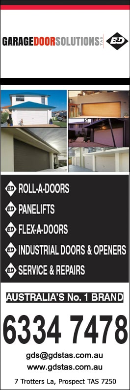Garage Door Solutions Tas Garage Doors Fittings 7 Trotters