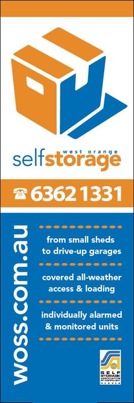 Delicieux West Orange Self Storage   Promotion