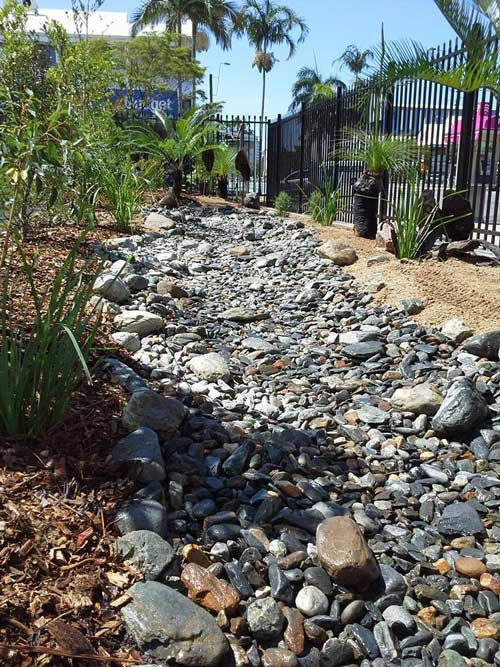 Garden Art Landscape Design : Garden art landscapes cairns landscaping landscape design
