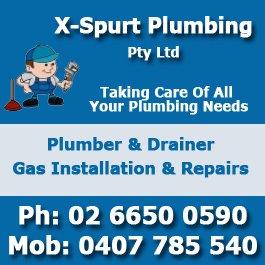 X Spurt Plumbing Pty Ltd Plumbers Amp Gas Fitters Coffs