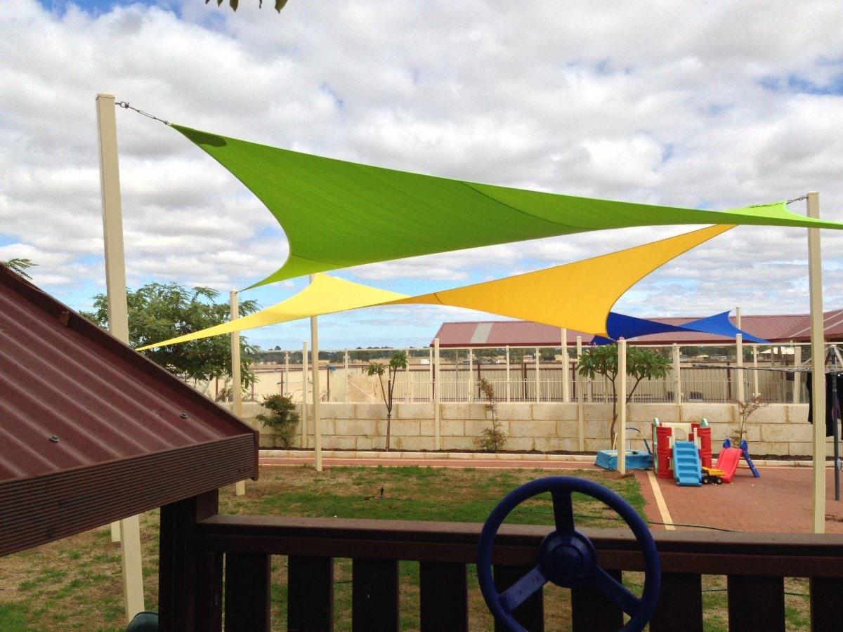 One shade sails shade sails padbury for Shadesails com