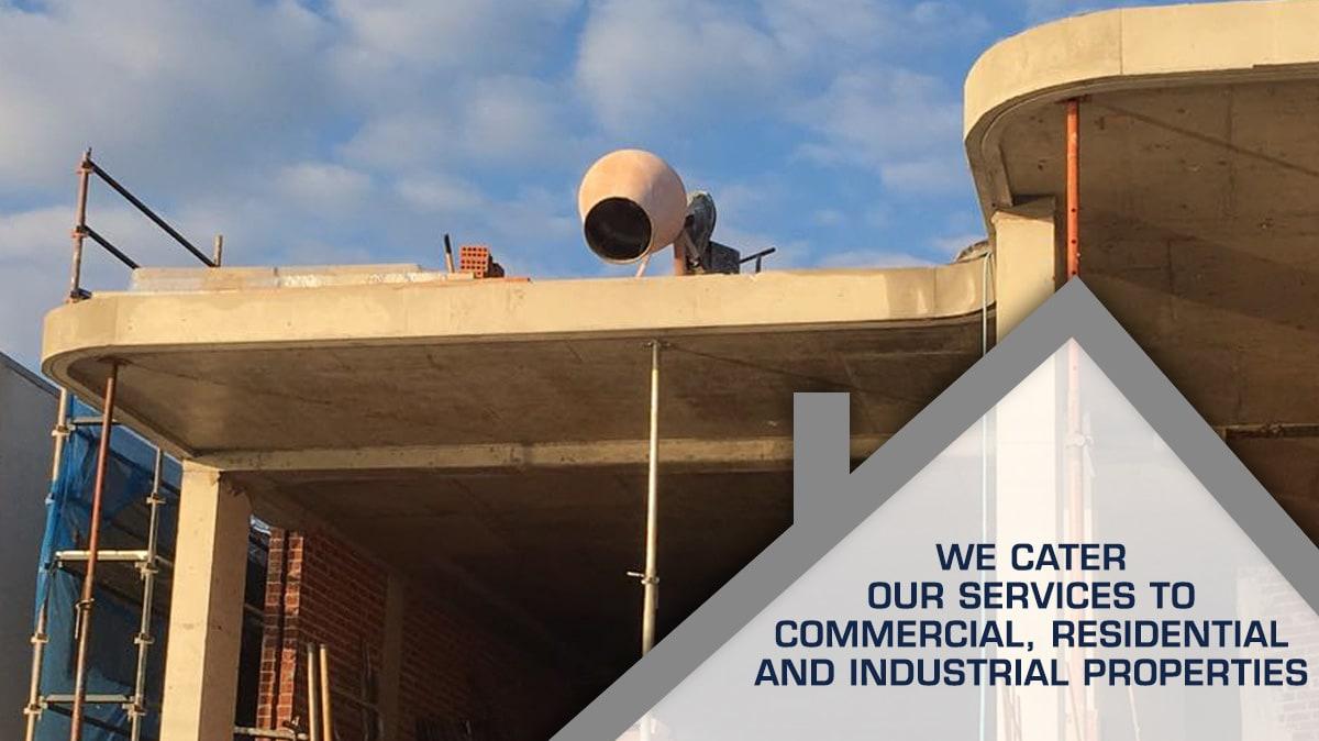 CN Formwork Services - Concrete Formwork, Form Ties & Accessories