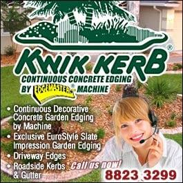 Kwik Kerb Wallaroo Promotion