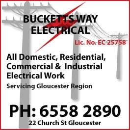 Bucketts Way Electrical Pty Ltd - Electricians & Electrical ...