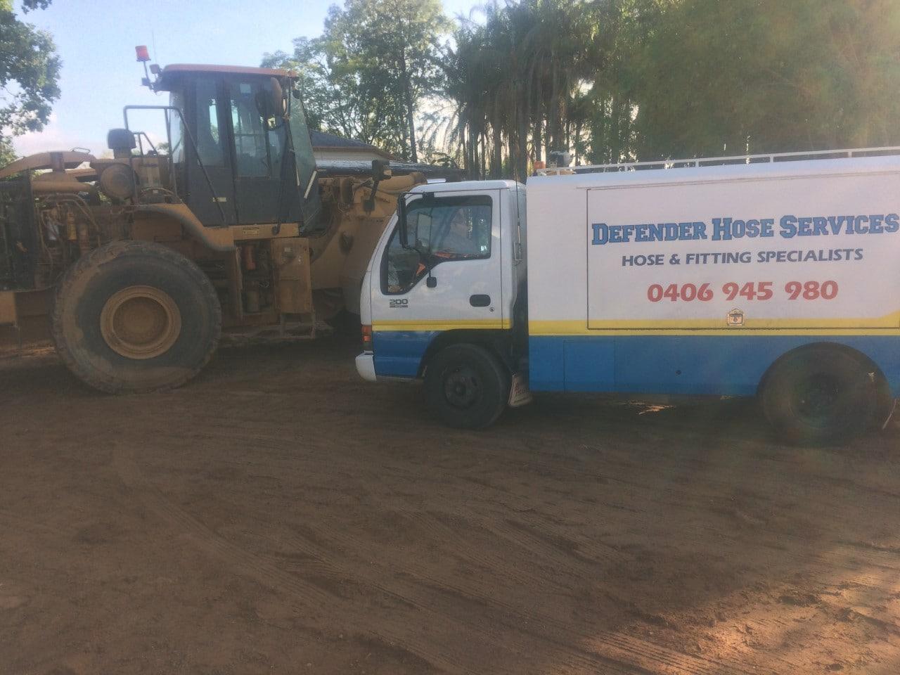 Defender Hose Services West on 13 Geraldine Ave, North Ipswich, QLD