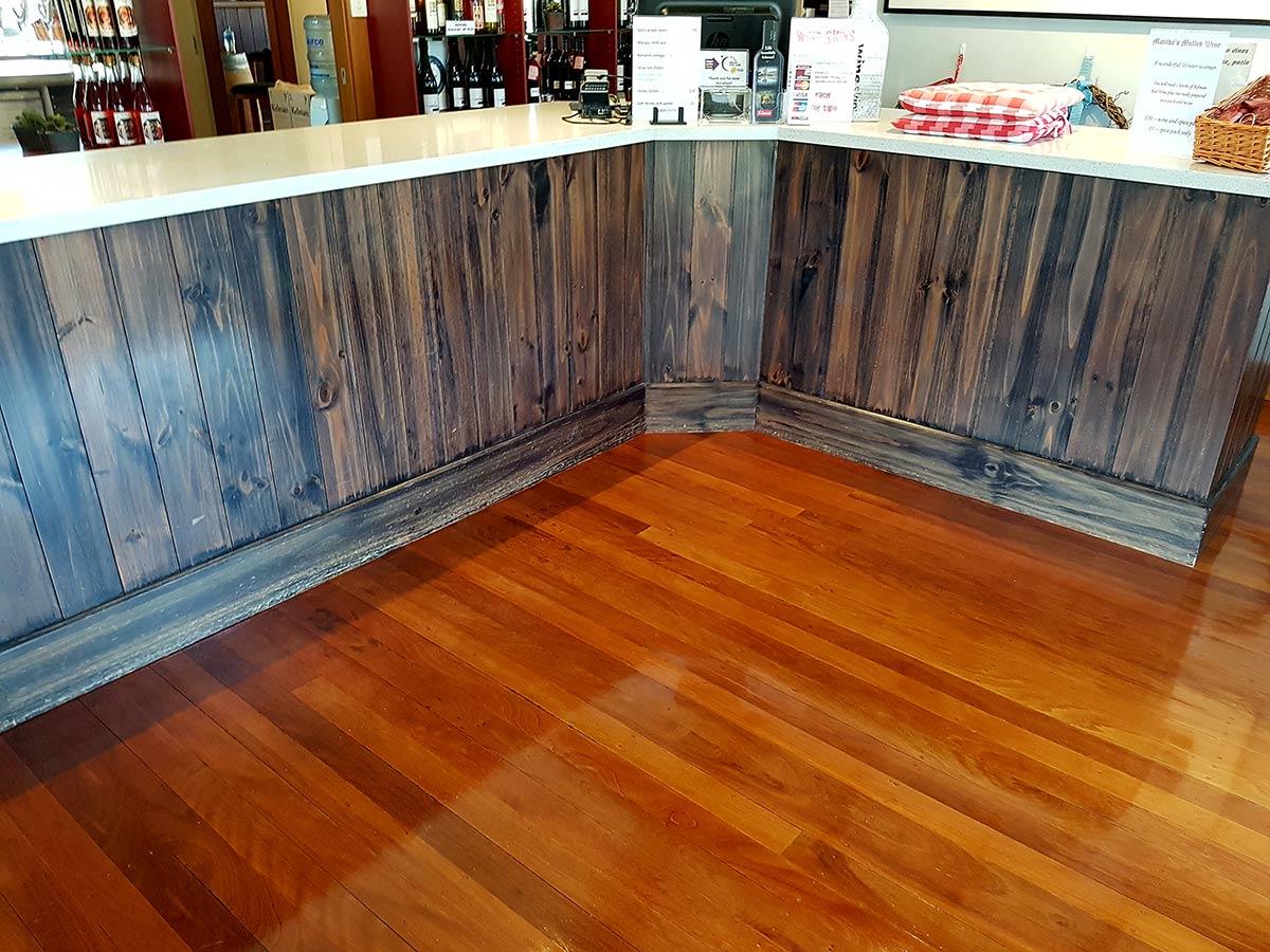 Electrodry wood floor cleaning and polishing floor for Wood floor maintenance