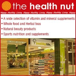 Image result for the health nut east devonport logo