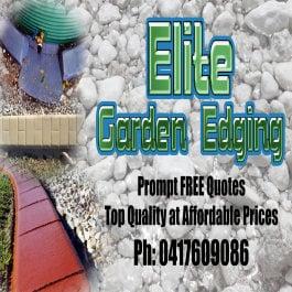 Elite Garden Edging Promotion