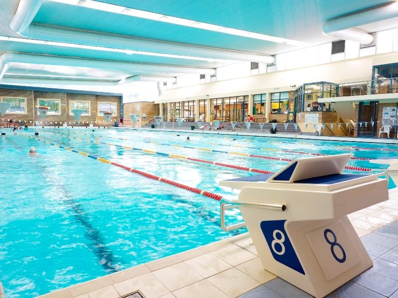 Sydney University Sports Aquatic Centre Health