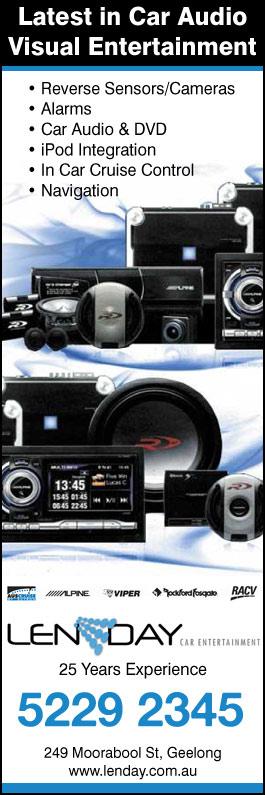 Len Day Car Entertainment Car Audio Stereo Amp Radio