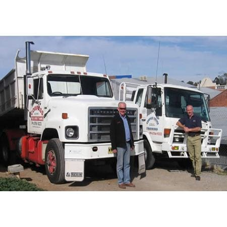 the vic bus and truck driver handbook training