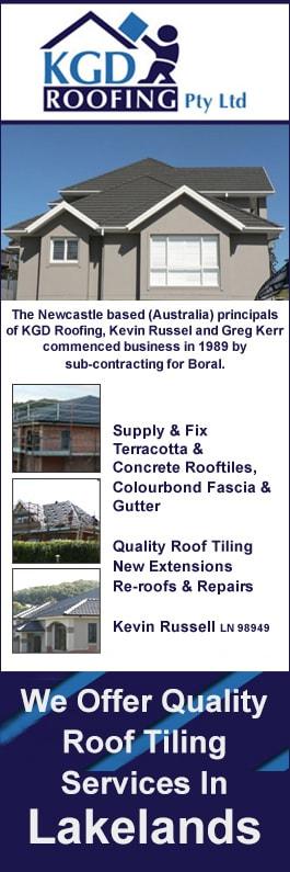 KGD Roofing Pty Ltd - Promotion  sc 1 st  Yellow Pages & KGD Roofing Pty Ltd - Slaters u0026 Roof Tilers - 10 Whitehaven Dr ... memphite.com