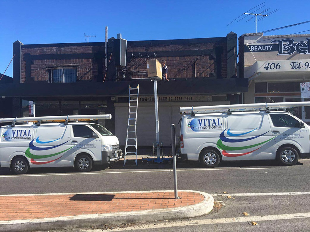 #1656B5 Vital Air Conditioning Services Pty Ltd Air Conditioning  Brand New 8071 Air Conditioner Installation Western Sydney images with 1043x782 px on helpvideos.info - Air Conditioners, Air Coolers and more