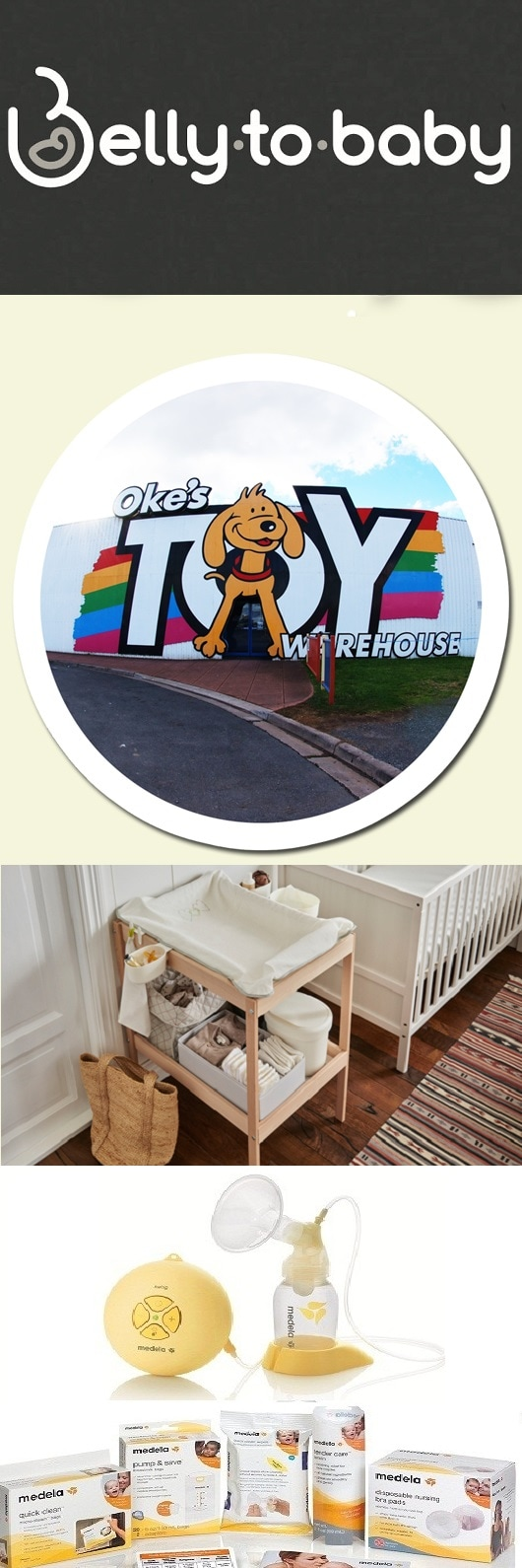 Belly To Baby - Baby Prams, Furniture & Accessories - 429 Wilson St ...