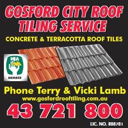 Gosford Roof Tiling Service Roof Tiles 701 Dog Trap Rd