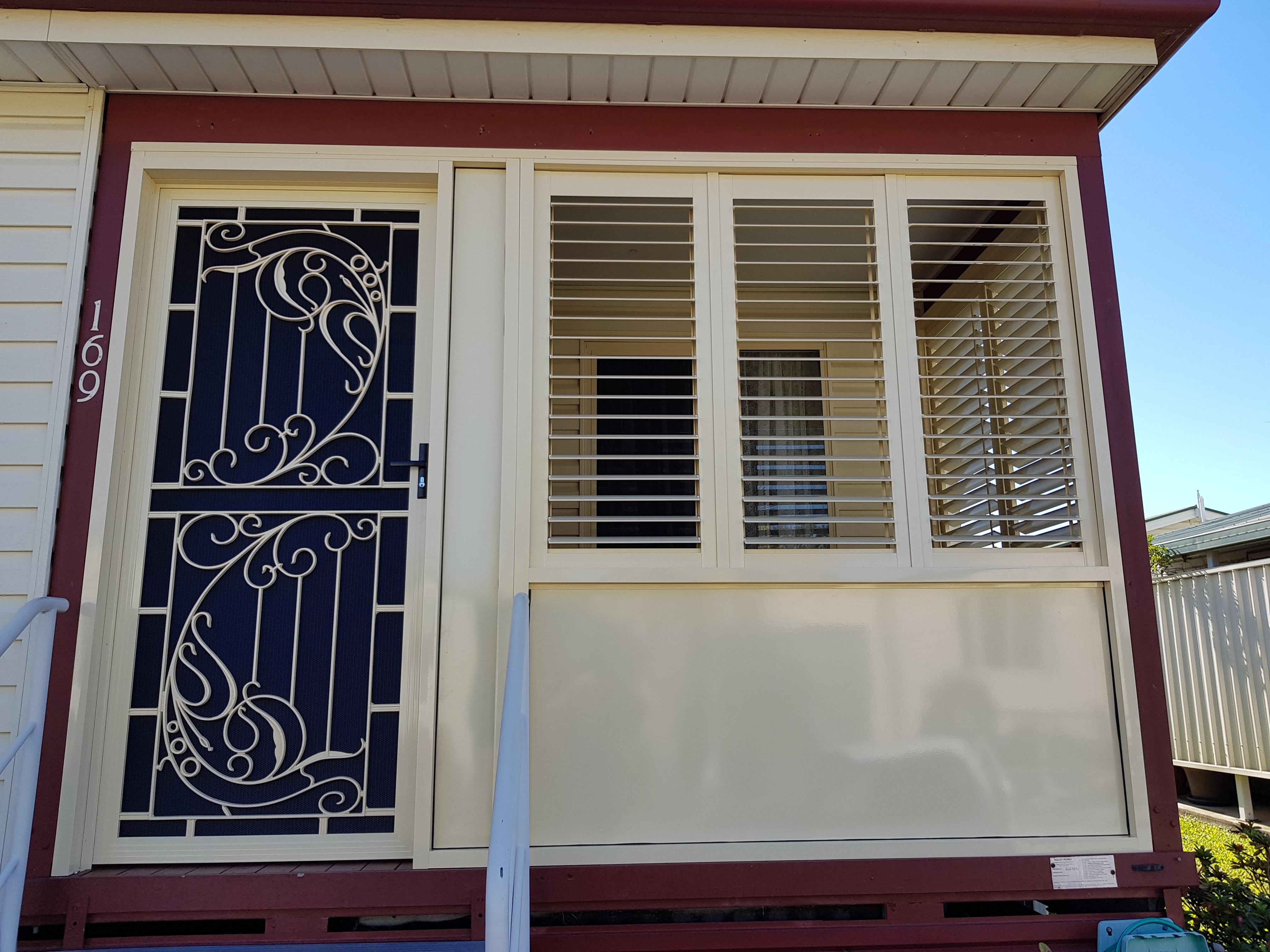 Elite Aluminium Concepts Security Doors Windows Equipment 2