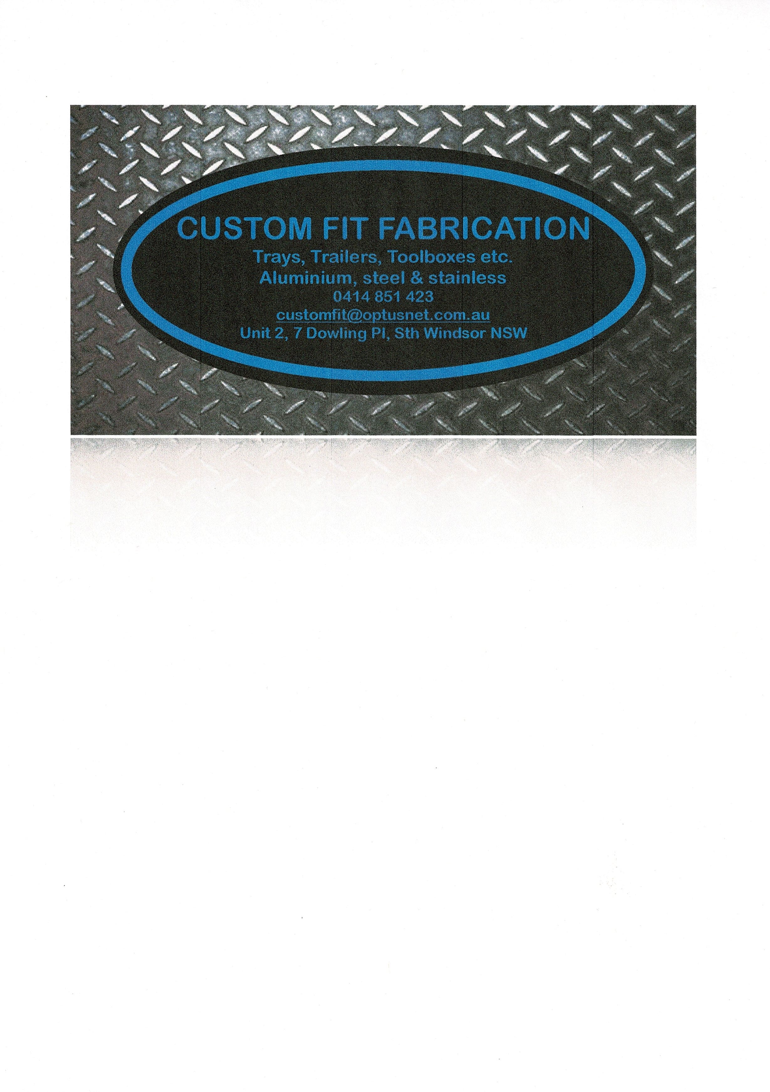 Custom Fit Fabrication - logo  sc 1 st  Yellow Pages & Here are the top 63 Motor u0026 Boat Canopy near South Windsor NSW ...