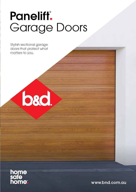 Noosa garage doors pty ltd door gate operating equipment 1 bd sectional door brochure rubansaba