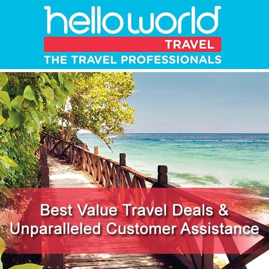 Helloworld Australia: Helloworld Travel Gosford