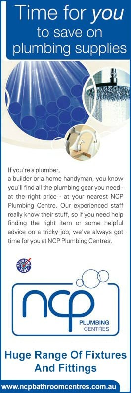 NCP Plumbing Centres