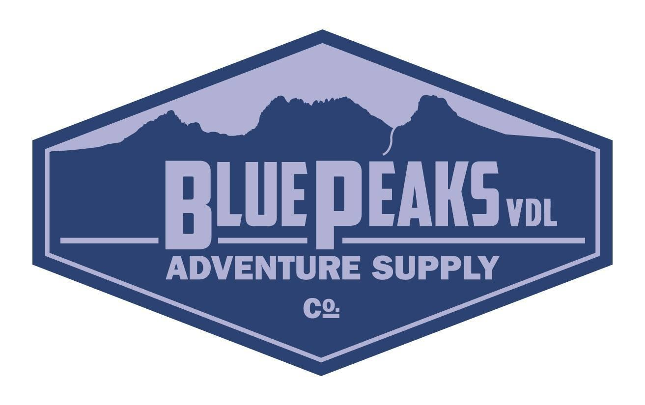 Blue Peaks vdl - Camping Gear & Outdoor Equipment - 2 Rooke St