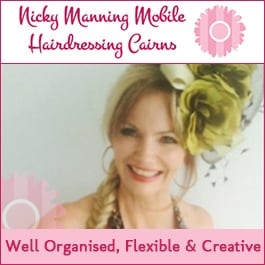 Mobile hairdressing cairns nicky manning hairdressers cairns mobile hairdressing cairns nicky manning promotion pmusecretfo Image collections