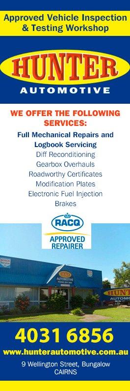 Hunter Automotive Mechanics Amp Motor Engineers 9