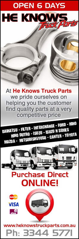 He Knows Truck Parts Pty Ltd - Truck Parts - Coopers Plains