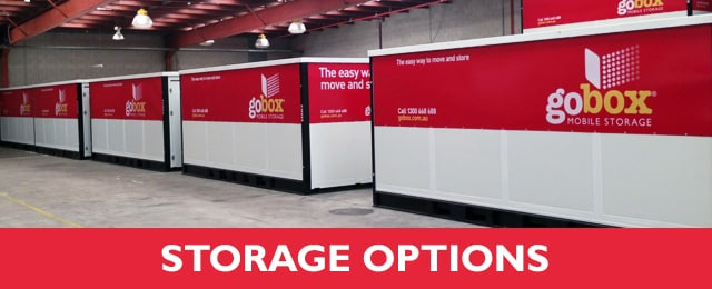 Gobox Mobile Storage - Promotion 1 & Gobox Mobile Storage - Storage Solutions - 130 Daws Rd - Melrose Park