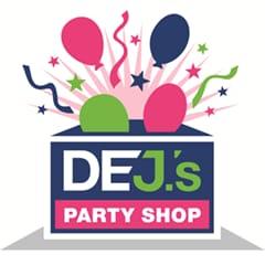 DEJs Party Supplies