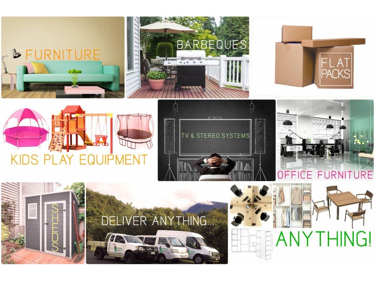 assemble anything furniture assembly services hobart. Black Bedroom Furniture Sets. Home Design Ideas
