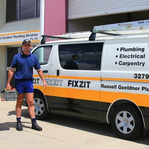 Fixzit plumbing electrical on forest lake qld 4078 for Forest grove plumbing