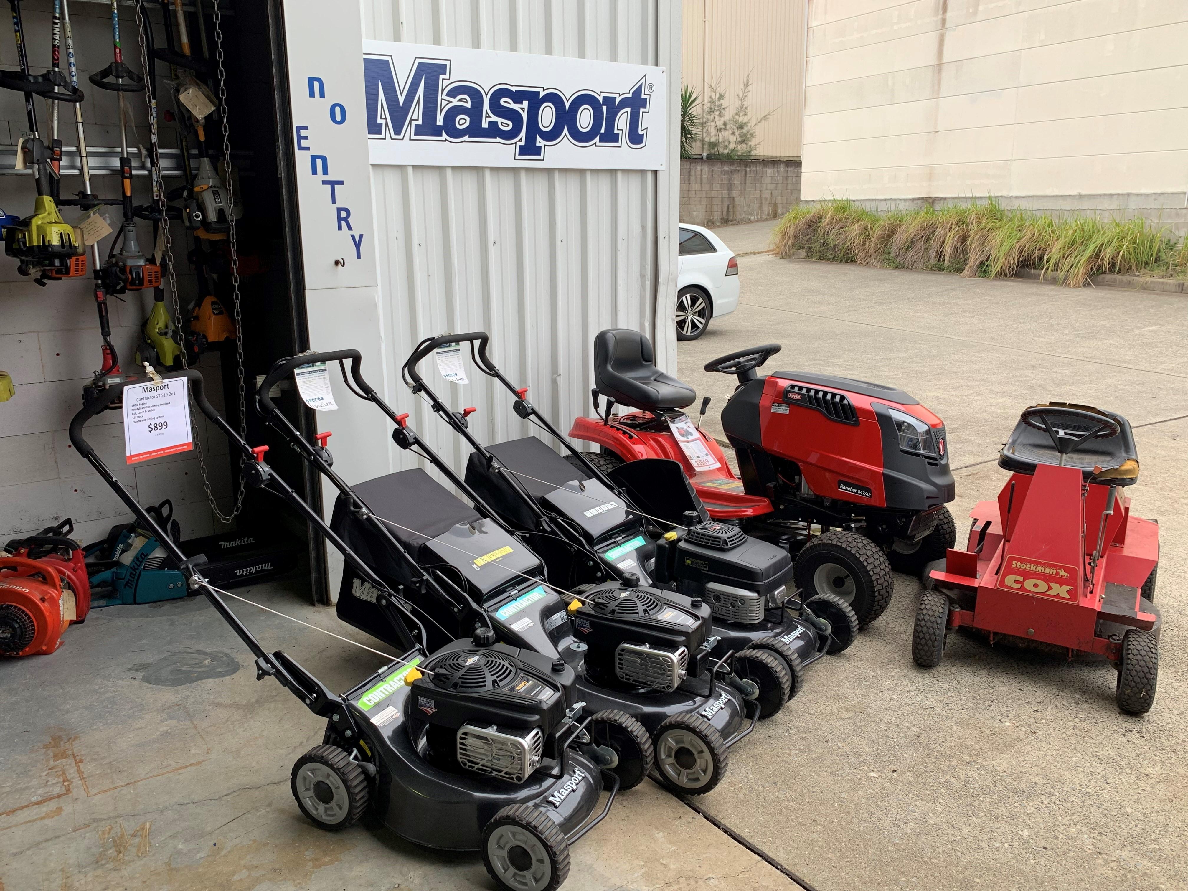Edgeworth Mower Repair Centre - Lawn Mower Shops & Repairs