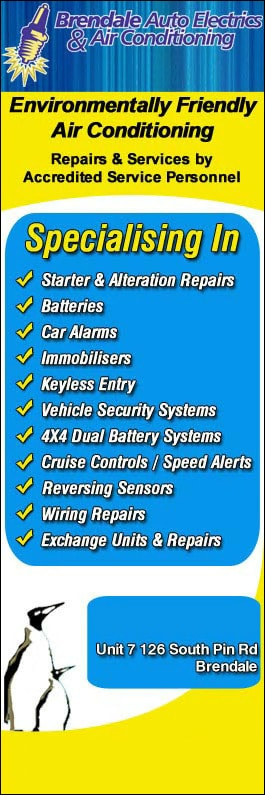Brendale Auto Electrics & Air Conditioning Pty Ltd - Car Air