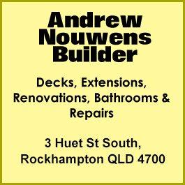 Andrew Nouwens Builder - Building Design - Extensions, Renovations ...