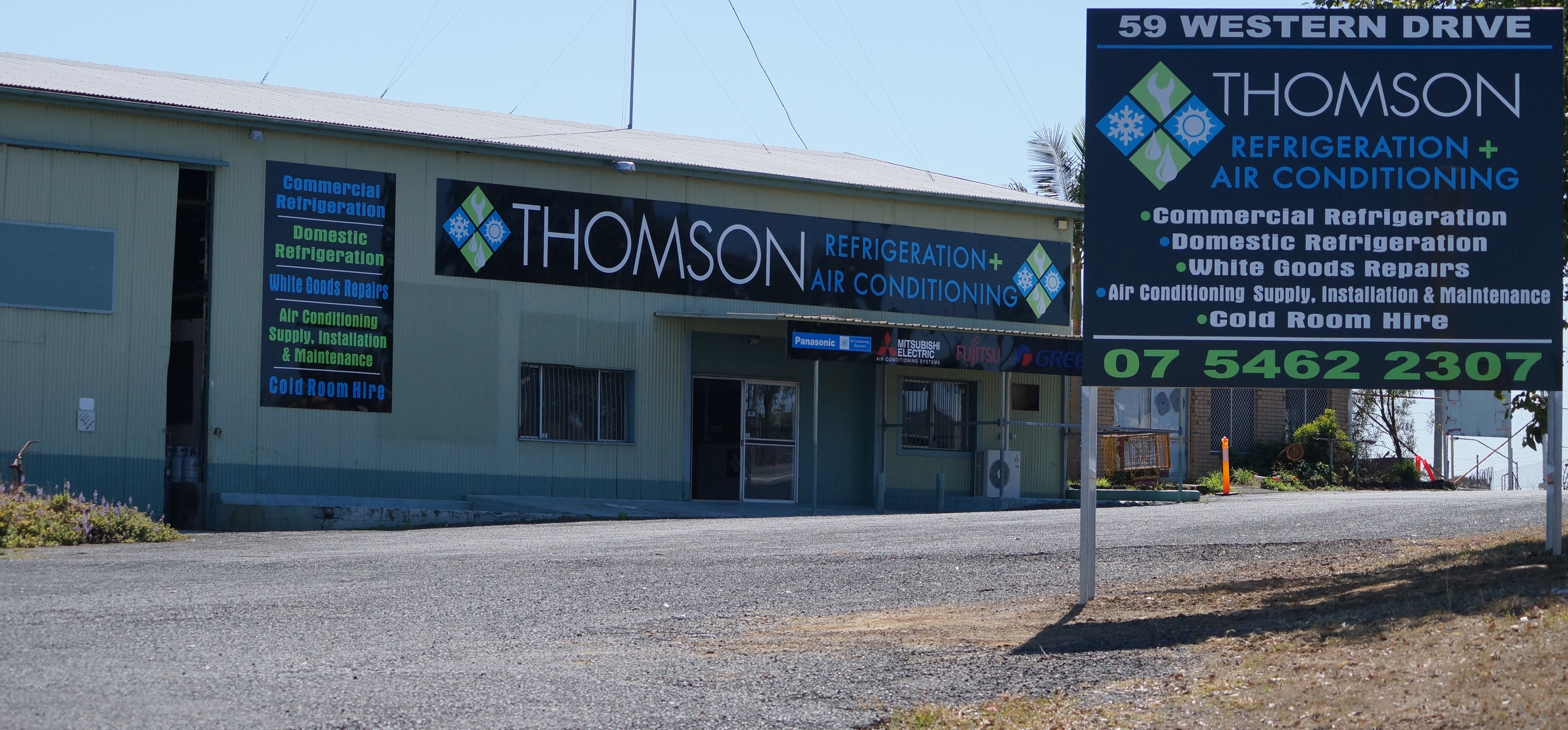 Thomson Refrigeration & Air Conditioning - Commercial
