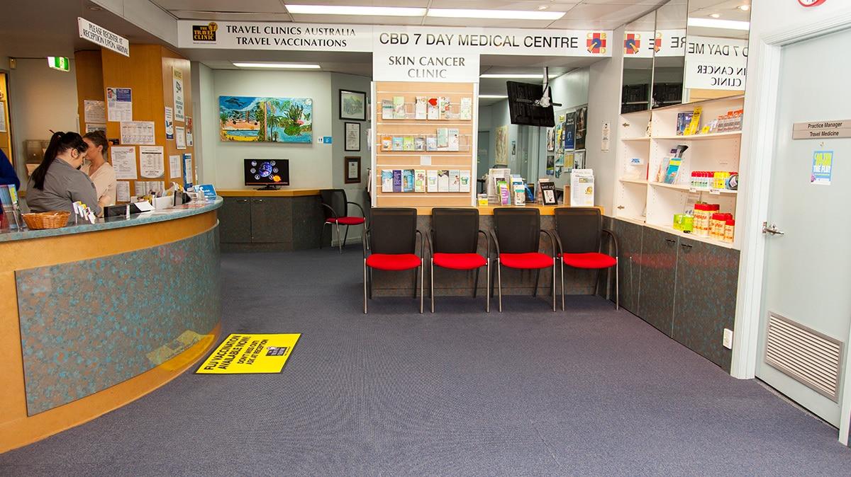 Sexual health clinic sydney cbd map