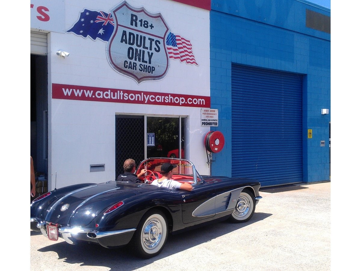 Classic American Car Imports Nz