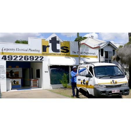 Rockhampton Trade Services Pty Ltd Plumbers Amp Gas