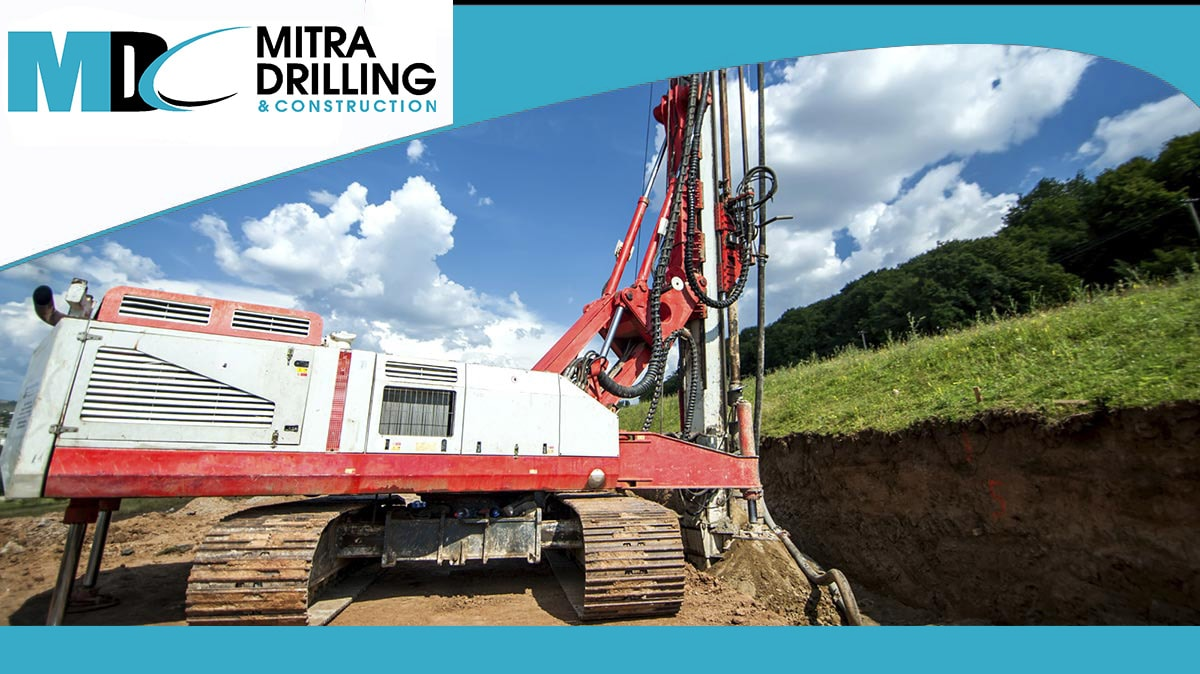 Mitra Drilling and Construction Pty Ltd - Boring & Drilling