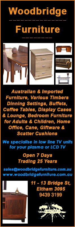 Woodbridge Furniture   Promotion