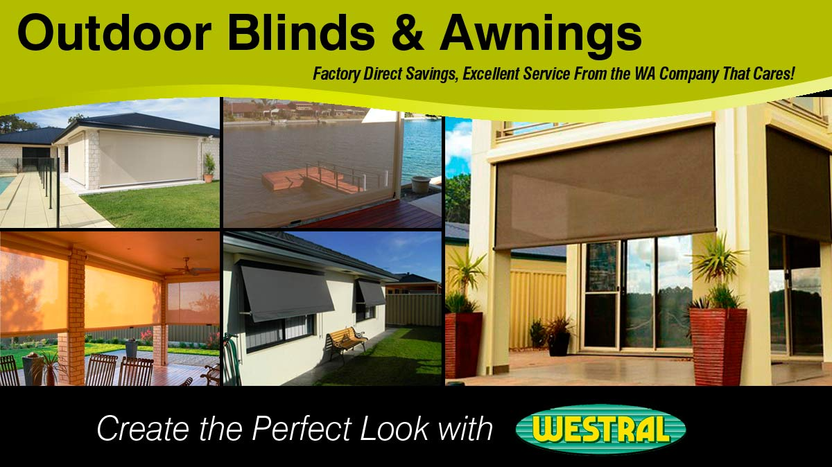 Westral Blinds Perth