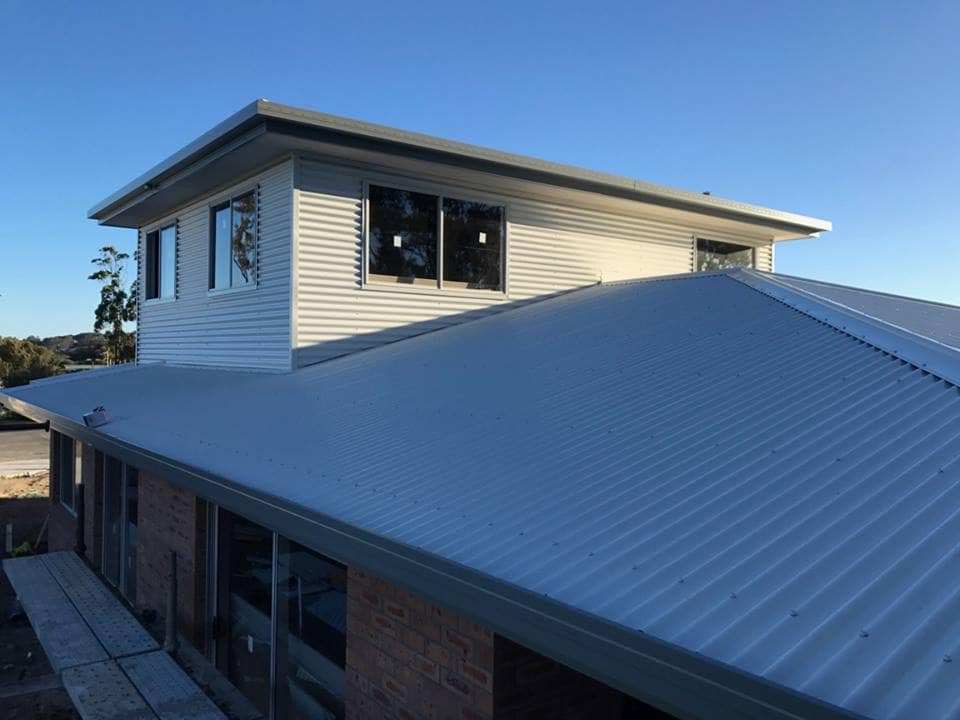 High Quality Metal Re Roofing Merimbula