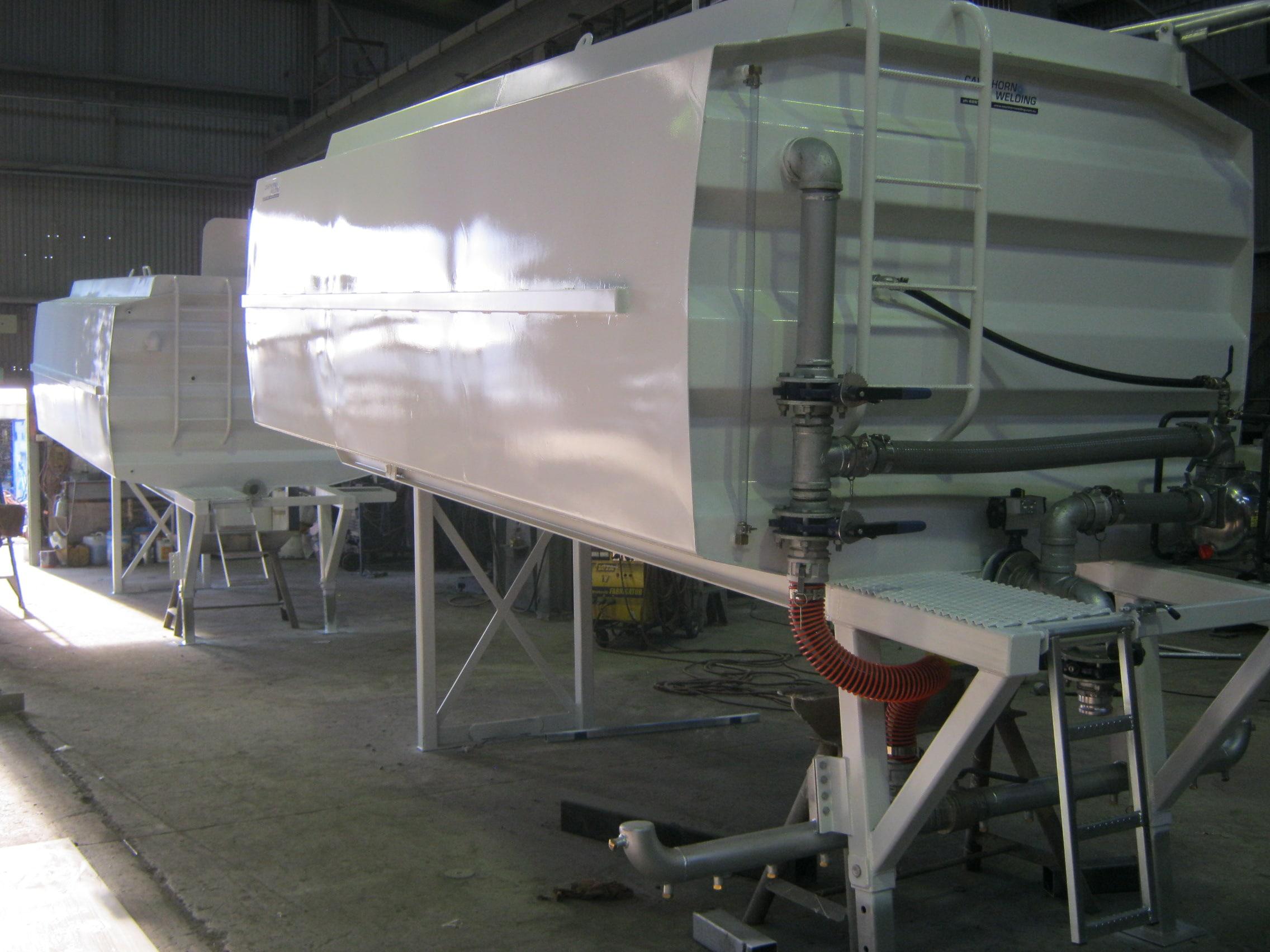 Cawthorn Welding - Steel Fabrication & Supplies - Electrona Industrial Estate - Electrona