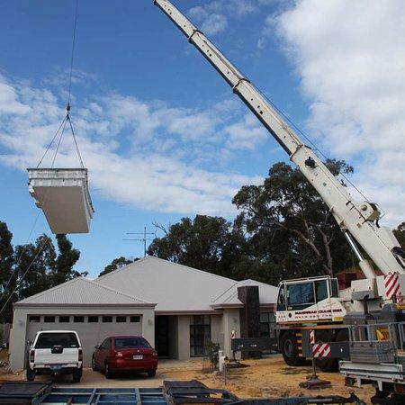Mandurah Crane Hire on 18 Rafferty Rd, Mandurah, WA 6210 | Whereis®