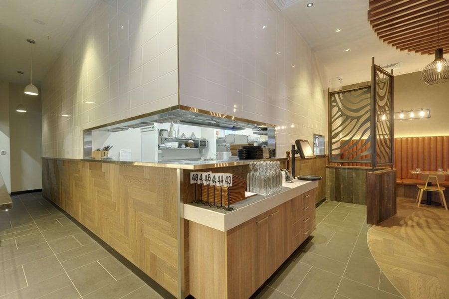 Cafe Qu Bah Breakfast
